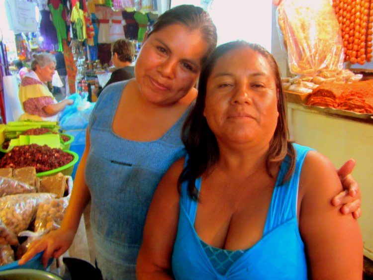 Market Women from Mexico