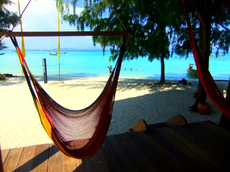 best beaches in the world Castaway Resort porch visiting thailand, the best places to visit in Thailand