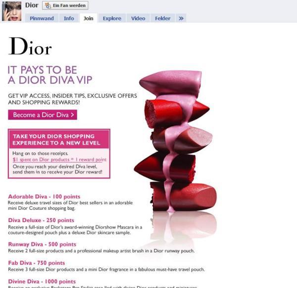 Dior Fanpage