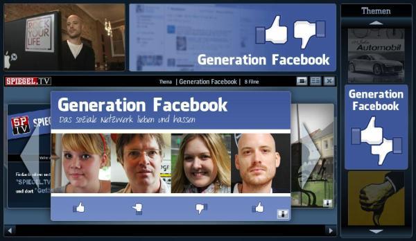 Generation Facebook auf spiegel.tv