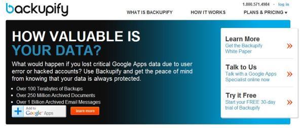 Backupify.com