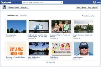 Über 300 Mio. Fotos werden täglich auf Facebook hochgeladen