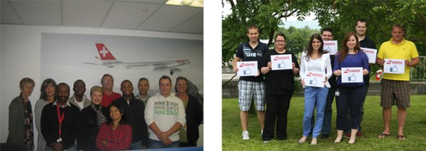 Swiss Customer Service 2.0 Team