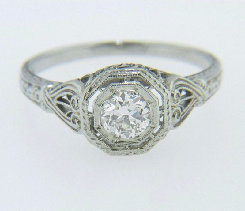 Large Of Vintage Engagement Rings