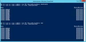 Windows Server 2012: Hyper-V PowerShell