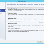 Virtual Adapter Port Profile 03
