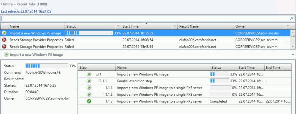 Update WDS Server