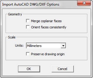 Download free sketchup importing dwg files software for Sketchup import