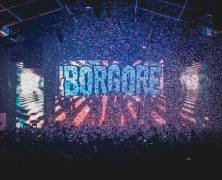 Borgore @ New City Gas (Montréal)
