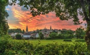 Warburg - Südansicht