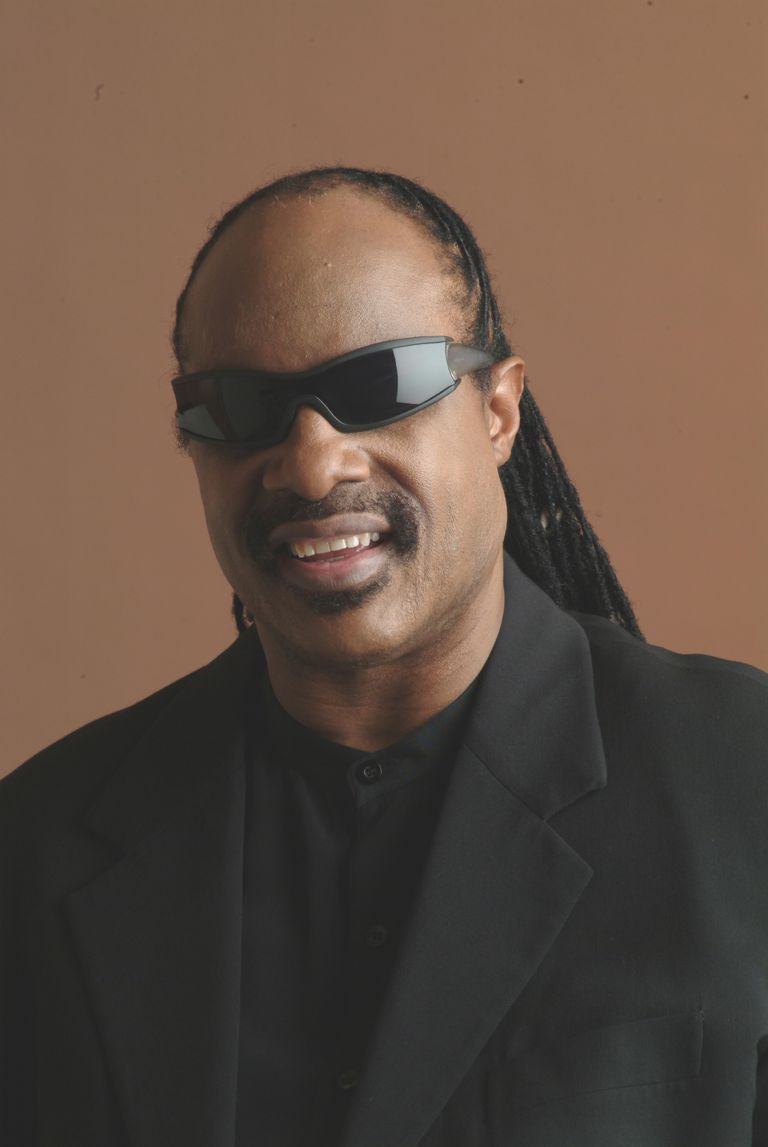 Bio  Stevie Wonder s Real Name  Career   More R B legend Stevie Wonder