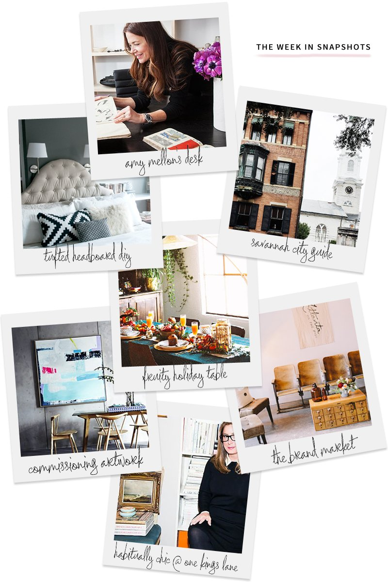 The Week in Snapshots 11.14   Thou Swell http://thouswell.co/