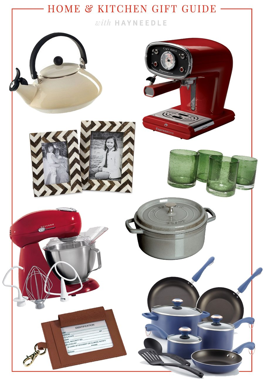 Home & Kitchen gift guide on Thou Swell | http://thouswell.co/