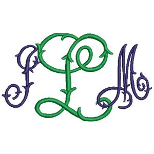 Jeffy Monogram