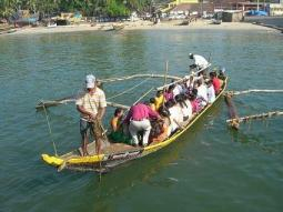 Boats to go to Sindhu-durg