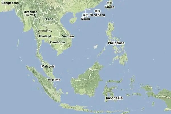 Southeast asia three best beaches for Best beaches in southeast us