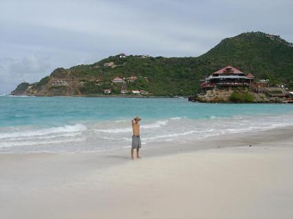 Best Beach on St Barts