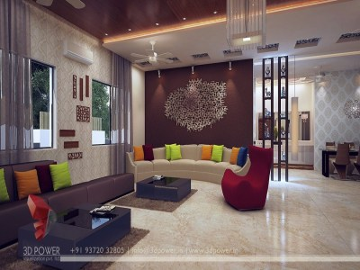 3D Interior Rendering Services   3D Interior Design ...