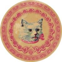 DGD – Digital Goodie Day – Vintage Kitten Sticker #5