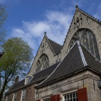 A Day In Amsterdam - The Churches We Saw