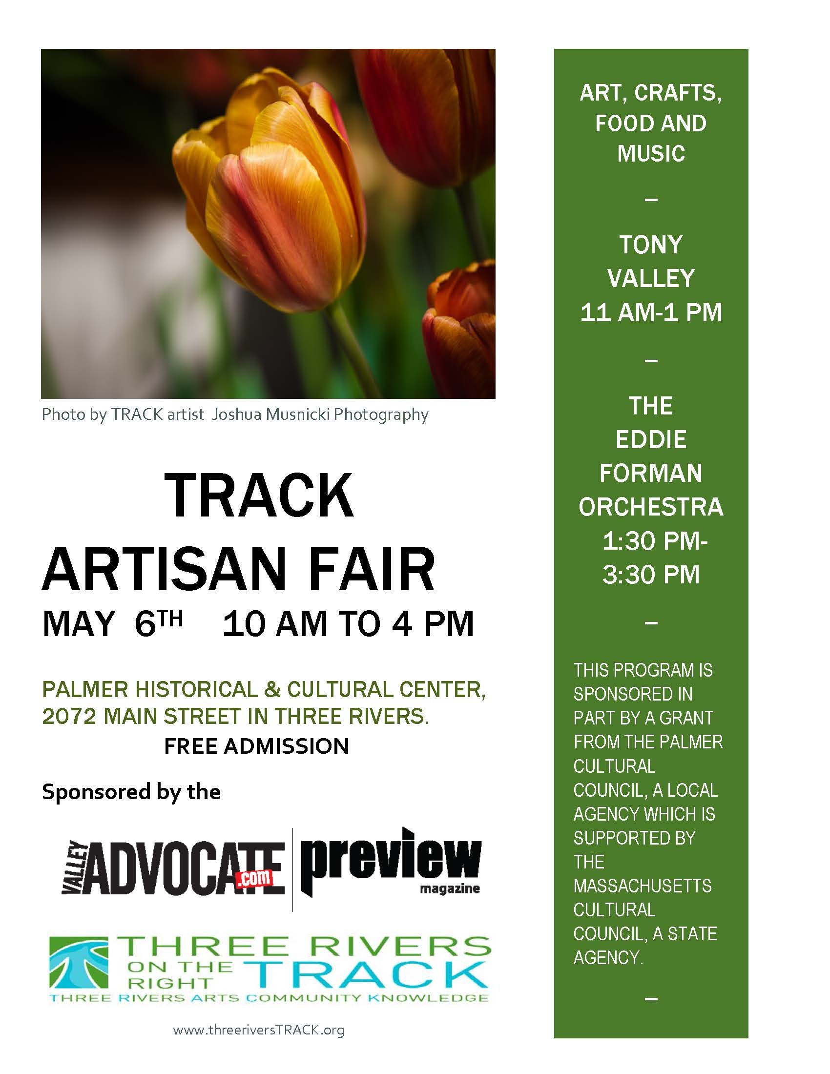 TRACK Artisan Fair flier with Valley Advocate_Page_1
