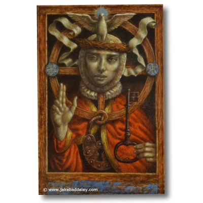 Spiritus Sanctus by Jake Baddeley