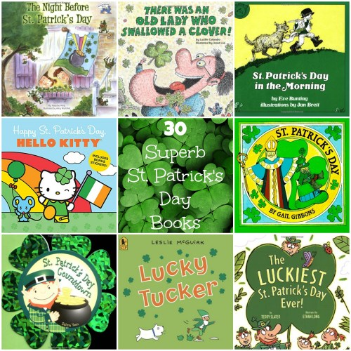St Patrick's Day books