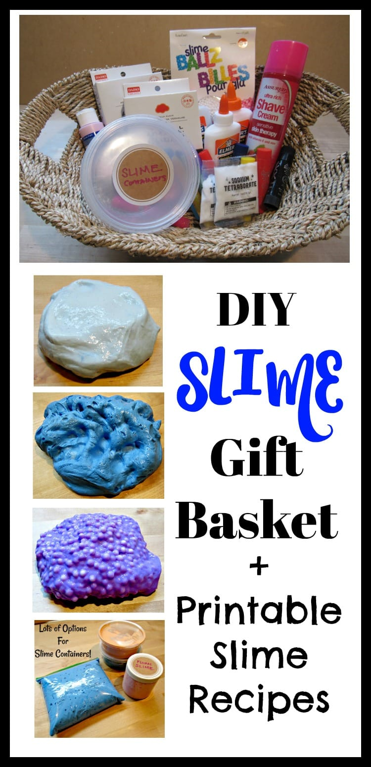 Supple Gift Basket Ideas Slime Kits Gift Baskets Everything Your Kids Want You Gifts New Parents Who Have Everything Gifts Slime Recipes Parents Who Have Everything gifts Gifts For Parents Who Have Everything