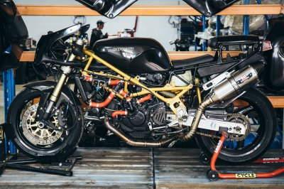 DnA Custom Cycles – Evolved | Throttle Roll