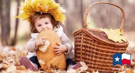 A Basket of Thankfulness