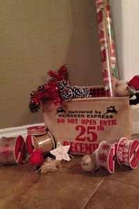 Christmas Wrapping Fun