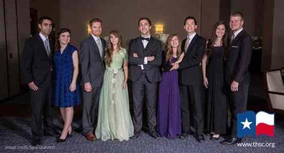 2015 THSC Gala with former THSC Watchmen
