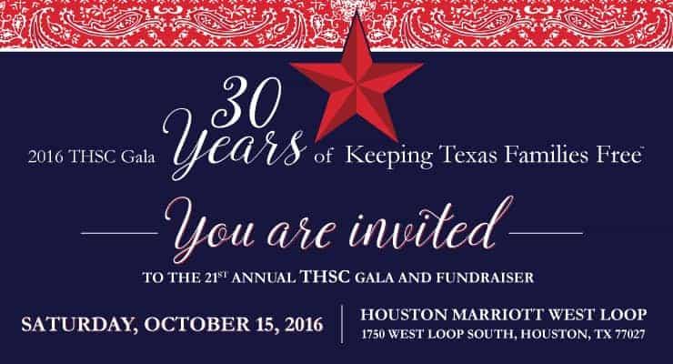 2016 THSC Gala