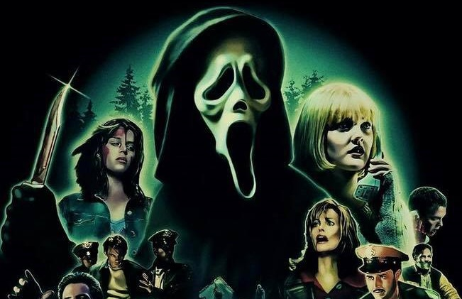 """Catch the 20th Anniversary screening of Wes Craven's """"Scream"""" in the theater where the stab premiere was filmed for """"Scream 2""""!"""