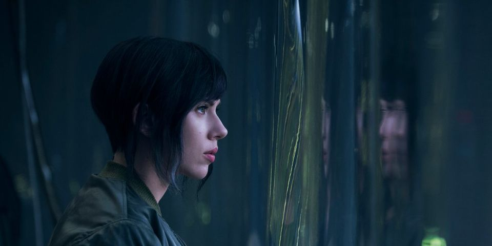 Live Action Manga 'Ghost In The Shell' Drops 5 New Teasers On Twitter