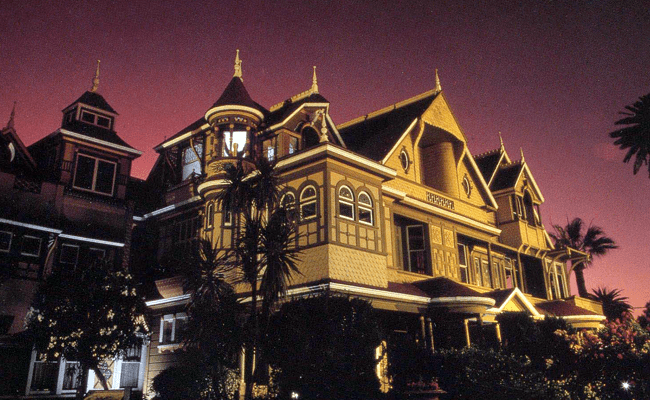 New Room Found Inside 'Winchester Mystery House' In San Jose, CA
