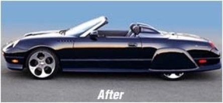 'California Custom' Transformation!