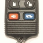 2002-2005 Thunderbird Keyless Entry Remote