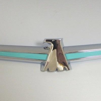 Thunderbird 'Wings' Trunk Emblem