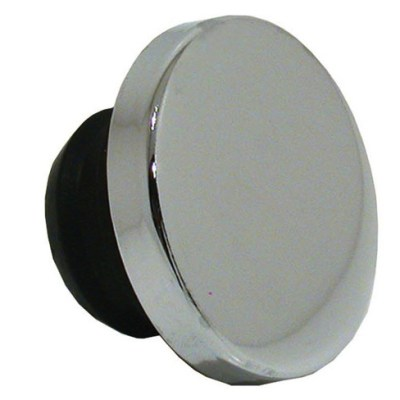 chrome oil filler cap