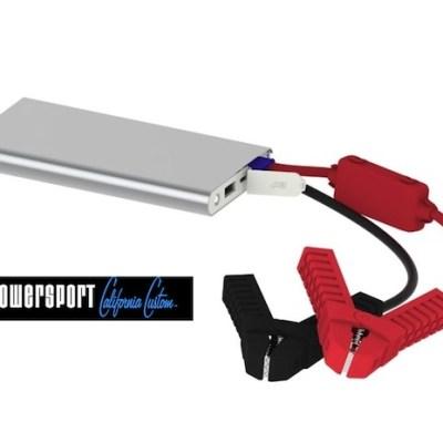 new compact jump starter