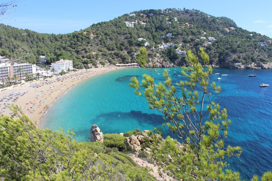 Island Tour by Bus   Ticket Market Ibiza IBIZA ISLAND TOUR   HIPPIE MARKET