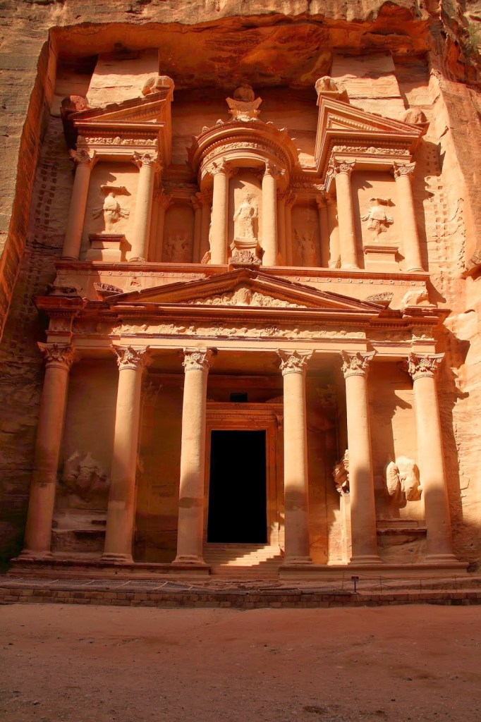 Our trip to Petra in 2014 ...where the idea of Ticking the Bucketlist was born!