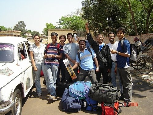 Trip to Bhutan....the only weeklong trip I did when I was at B school