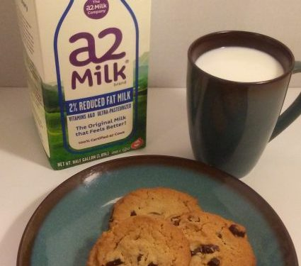 Enjoy Drinking Milk Again! Want to try a2 Milk® for Free? #a2Milk, #IC, #ad