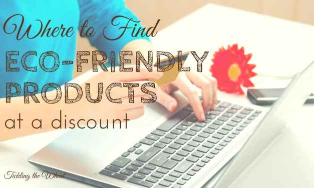 How to Find Eco-Friendly Products at a Discount