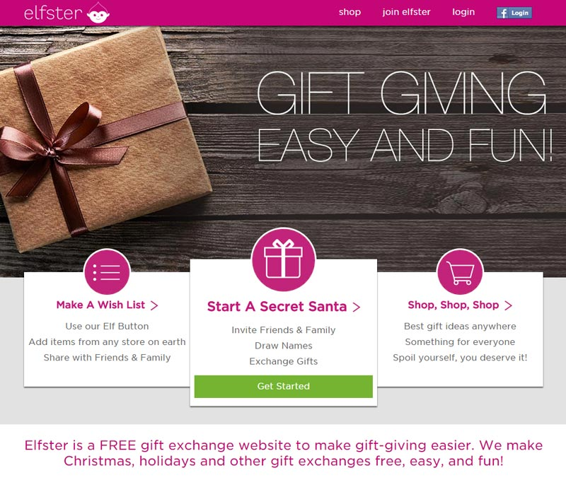 Simplify Giving – 6 Family Christmas Gift Exchange Ideas & Tools ...
