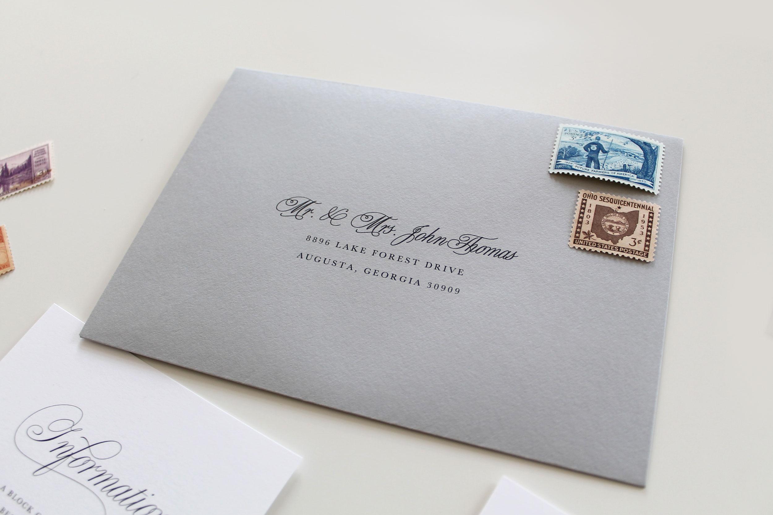 Fullsize Of Traditional Wedding Invitations