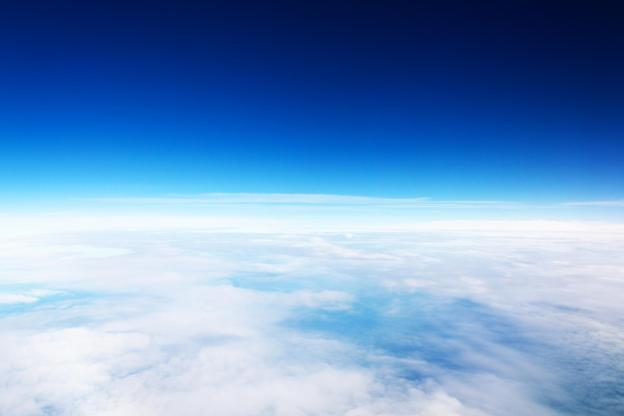 aerial-view-of-the-sky