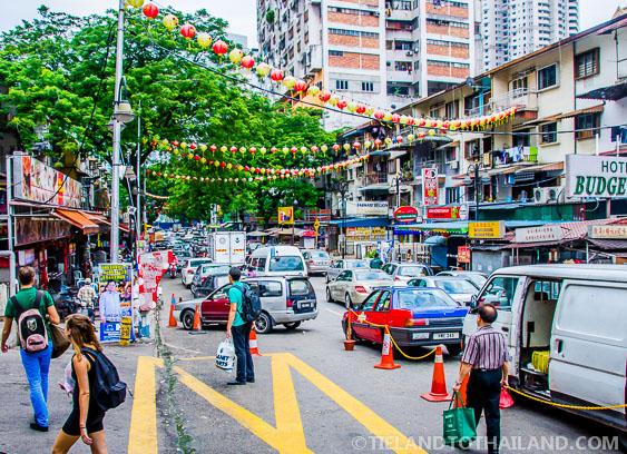 Jalan Alor Food Street: Chiang Mai to Kuala Lumpur